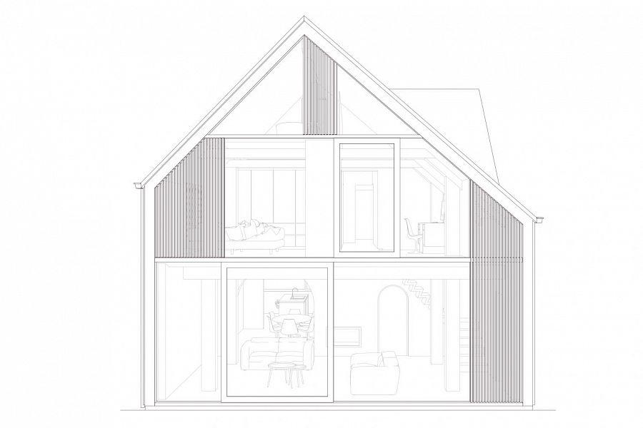House UM - Oudenaarde