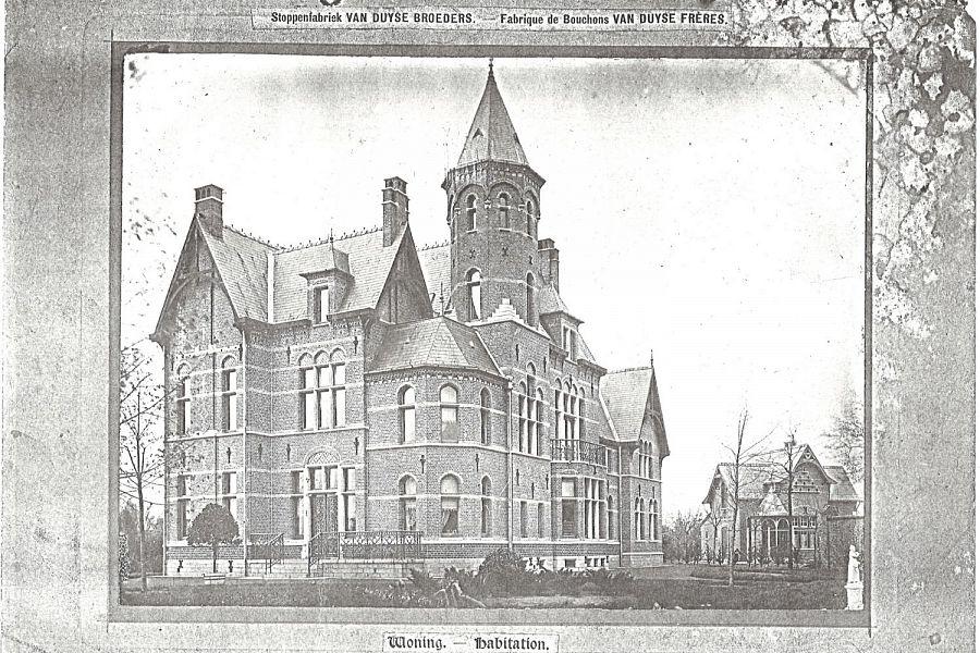 Van Duyse Castle