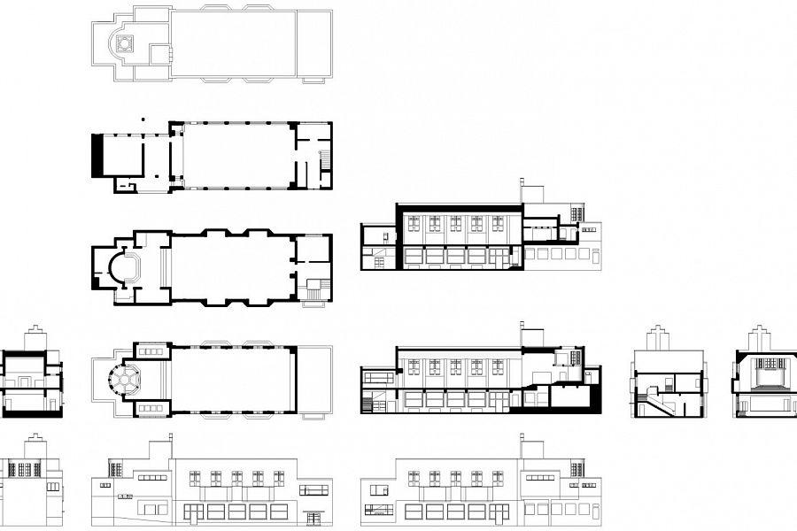 Kapel Sint-Aloysiuscollege - Ninove