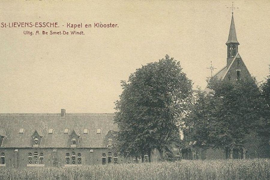 Herbestemming klooster - Sint-Lievens-Esse