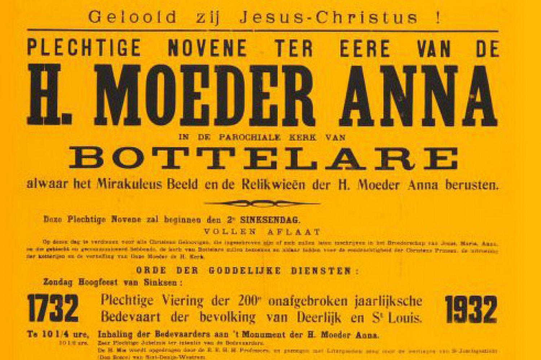 Saint-Anne's Church - Bottelare