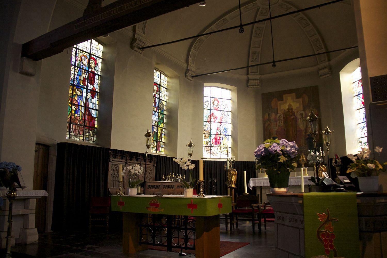 Reconstructie interieur Vaerwijck - Oombergen