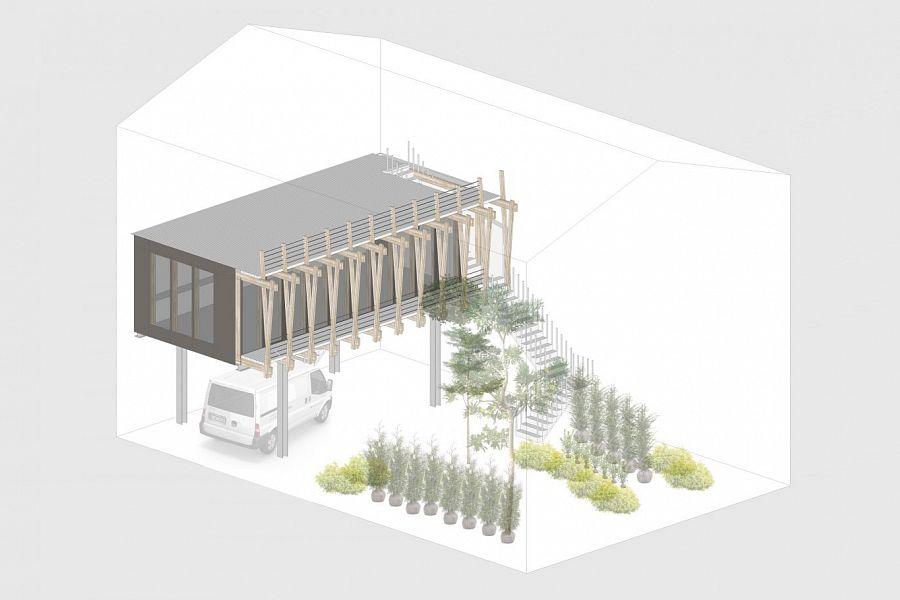 Masterplan company horticulture - Zottegem