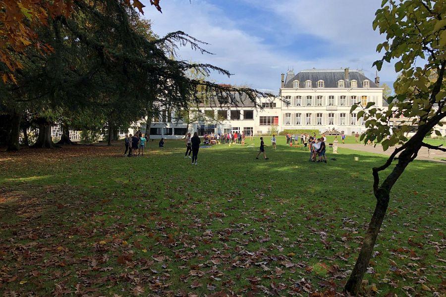 Saint Francis Institution secondary school - Sint-Maria-Oudenhove