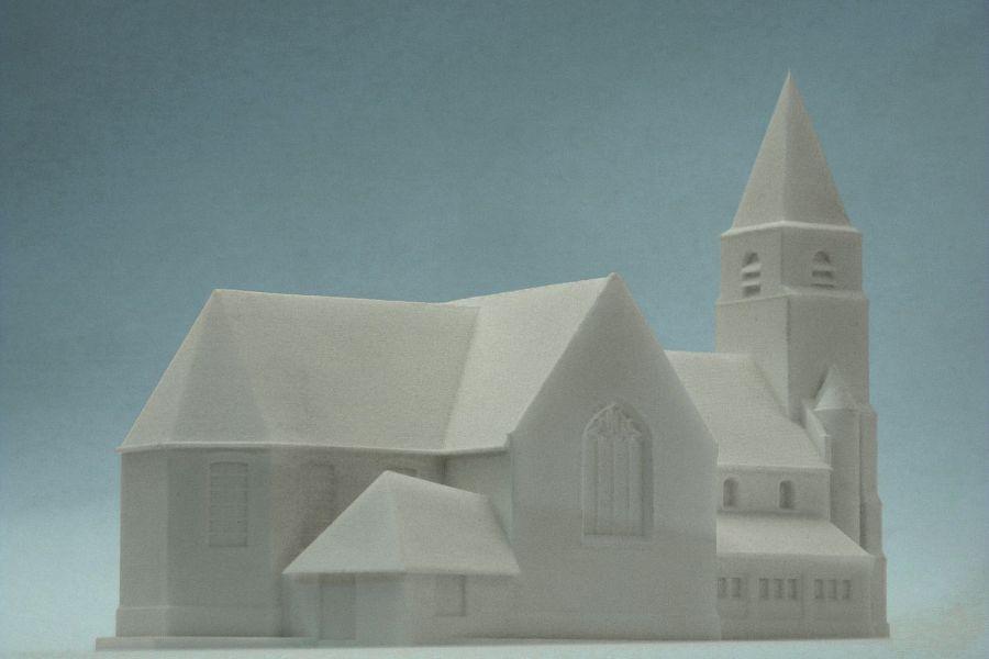 Sint Martinuskerk - Oombergen