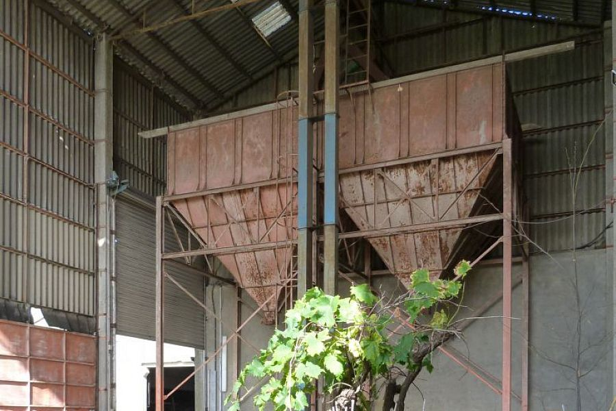 Masterplan tuinbouwbedrijf