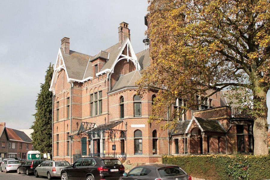 Van Duyse Castle - Lokeren