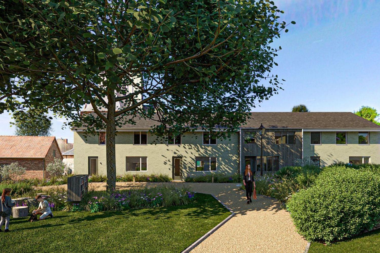 Multihousing - Rozebeke