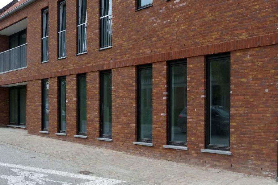 Social housing - 10 units - Hillegem