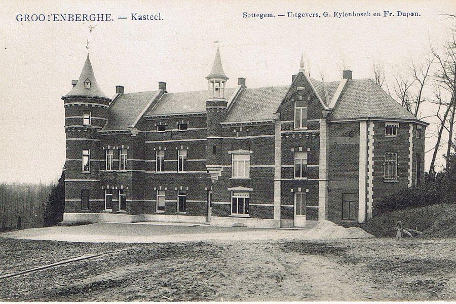 Breivelde Castle - Grotenberge